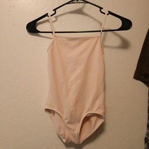 Bloch size 8-10 pink leotard